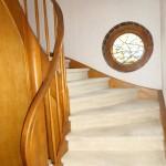 50er-Jahre-Klassiker-auf-herrlichem-Wassergrundstueck-Treppe
