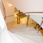 Attraktive-Wohnung-in-Brake-Treppenaufgang