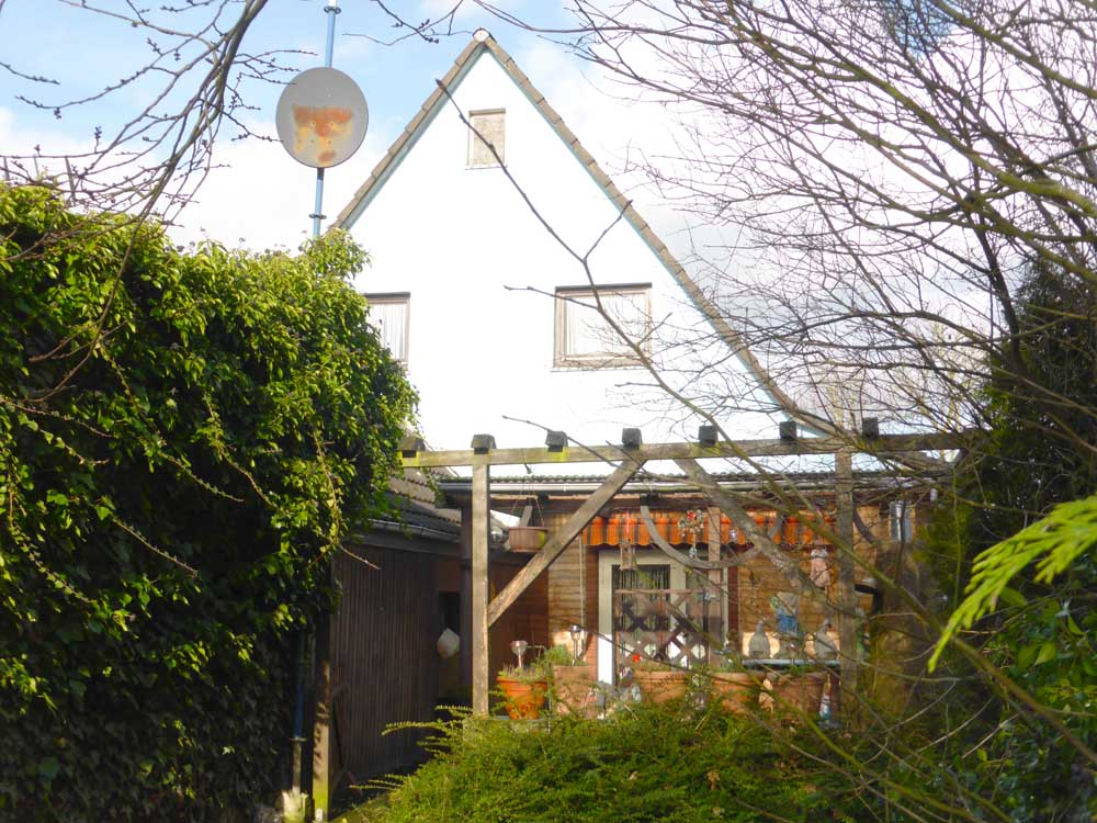Brake Einfamilienhaus mit Kamin