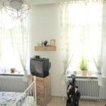 Ebenerdige-wunderschoene-Stadtwohnung-Brake-Schlafzimmer