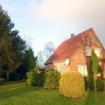 Einfamilienhaus auf dem Lande in Brake