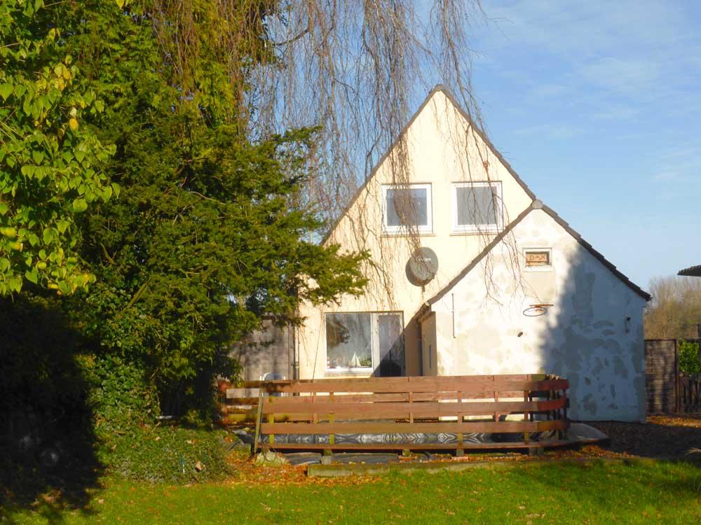 Einfamilienhaus mit Kamin