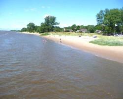 Harriersand-Strand