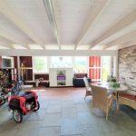Luxus-Wohnhaus-Carport