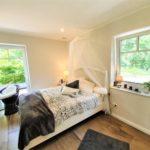 Luxus-Wohnhaus-ELW-Schlafzimmer