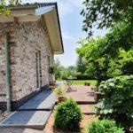 Luxus-Wohnhaus-ELW- Terrasse