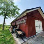 Luxus-Wohnhaus-Werkstatt