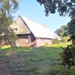 Resthof-in-Brake-mit-grossem-Grundstueck-Sued-Ostansicht