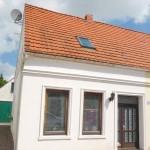 Wohnhaus in Brake nahe der Weser Hausansicht